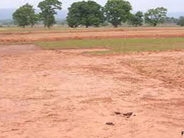 મોટેરામાં ટીપી કપાત હેઠળ આસારામ આશ્રમ પાસેથી 55 કરોડના પ્લોટનો કબજો લેવાયો|અમદાવાદ,Ahmedabad - Divya Bhaskar