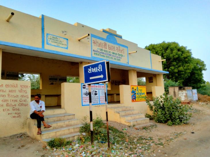 પાટણના સંખારીમાં તળાવમાં ભેંસોને પાણી પીવડાવવા દાદા સાથે ગયેલા ત્રણ બાળકો ડૂબ્યા, બેના મોત એકનો બચાવ પાટણ,Patan - Divya Bhaskar