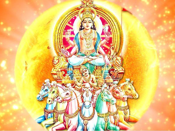 સૂર્યદેવતા જ્યોતિષના જનક છે, તેમના રથમાં 7 ઘોડા સાત દિવસનું પ્રતીક છે|ધર્મ,Dharm - Divya Bhaskar