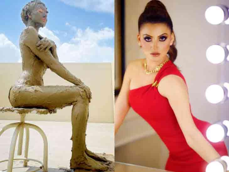 ઉર્વશી રાઉતેલાએ 20 હજાર રૂપિયા ખર્ચીને મડ બાથ લીધો, તસવીર સો.મીડિયામાં વાઇરલ|બોલિવૂડ,Bollywood - Divya Bhaskar