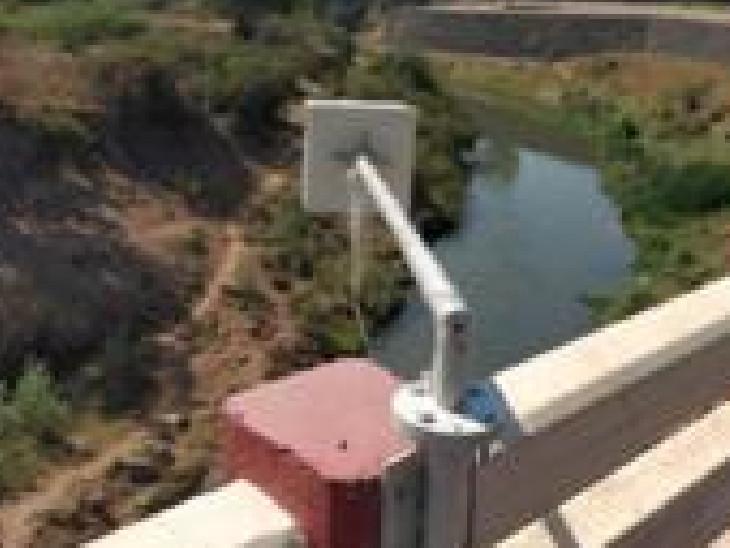 વડોદરા શહેર તથા આસપાસ આવેલા જળાશયોના જળસ્તરની માહિતી અધિકારીઓને લાઈવ મળી રહેશે