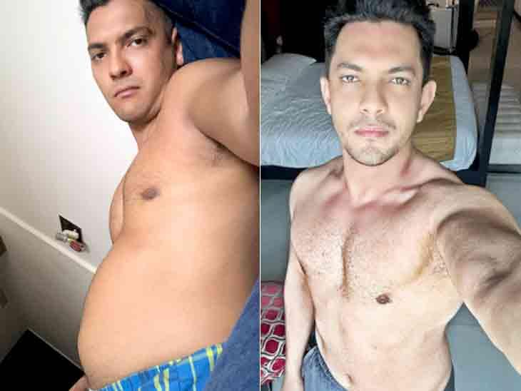 કોરોના થયા બાદ આદિત્ય નારાયણનું વધ્યું વજન, બે જ મહિનામાં વર્કઆઉટ કરી વધેલું પેટ ઘટાડ્યું|ટીવી,TV - Divya Bhaskar