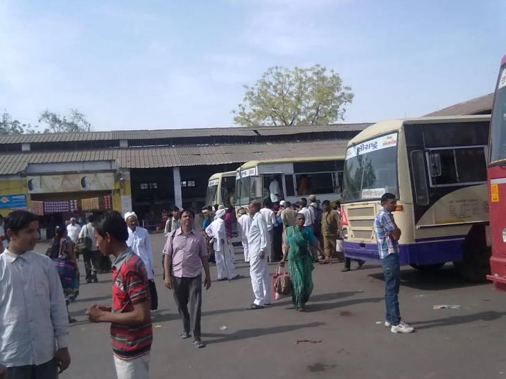 કોરોનાની બીજી લહેર કાબુમાં આવતા જ ગુજરાતથી મધ્યપ્રદેશ અને રાજસ્થાન વચ્ચે એસ.ટી બસ સેવા શરુ થશે|અમદાવાદ,Ahmedabad - Divya Bhaskar