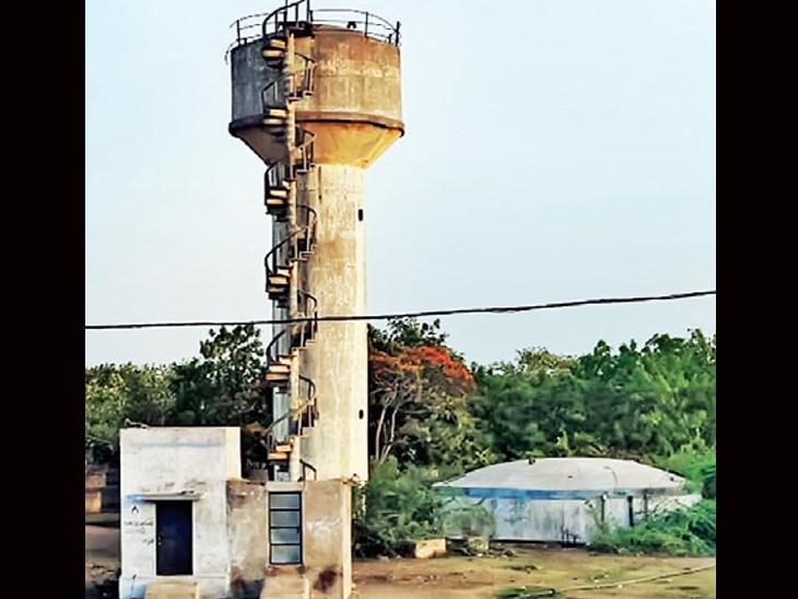 ટંકારા તાલુકાના હડમતિયામાં પાણીની કટોકટી|ટંકારા,Tankara - Divya Bhaskar
