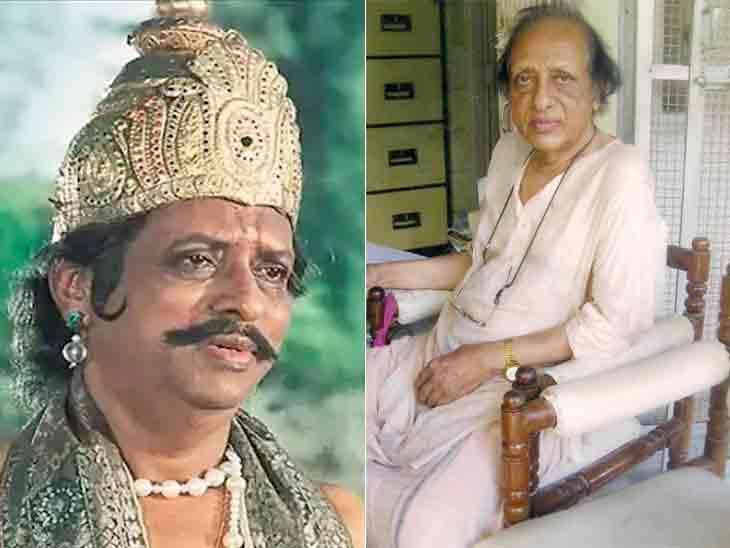 'રામાયણ'ના સુમંતનું 97 વર્ષની ઉંમરમાં નિધન, સંઘર્ષના દિવસોમાં ચોકીદાર તરીકે કામ કર્યું હતું|ટીવી,TV - Divya Bhaskar