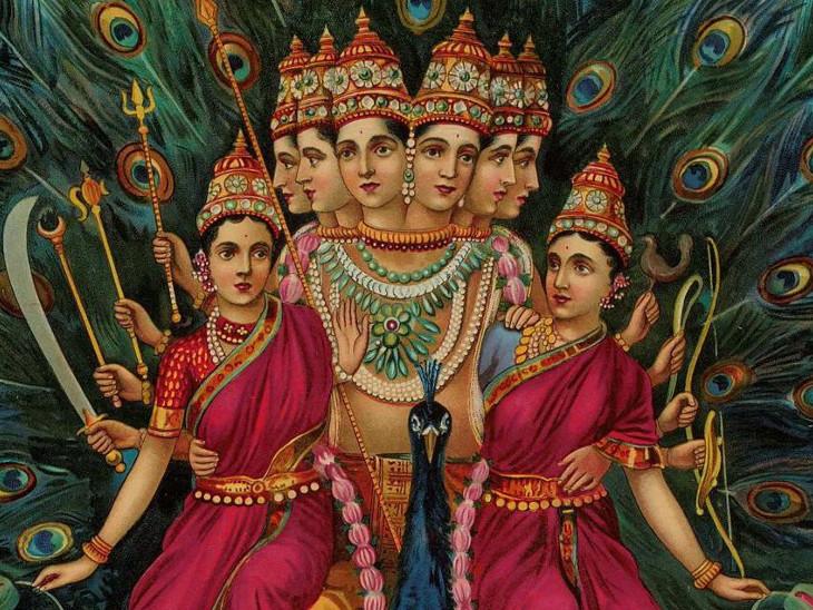 માતા દુર્ગાના ત્રીજા સ્વરૂપ સ્કંદમાતાને ભગવાન કાર્તિકેયની માતા સ્વરૂપમાં માનવામાં આવે છે