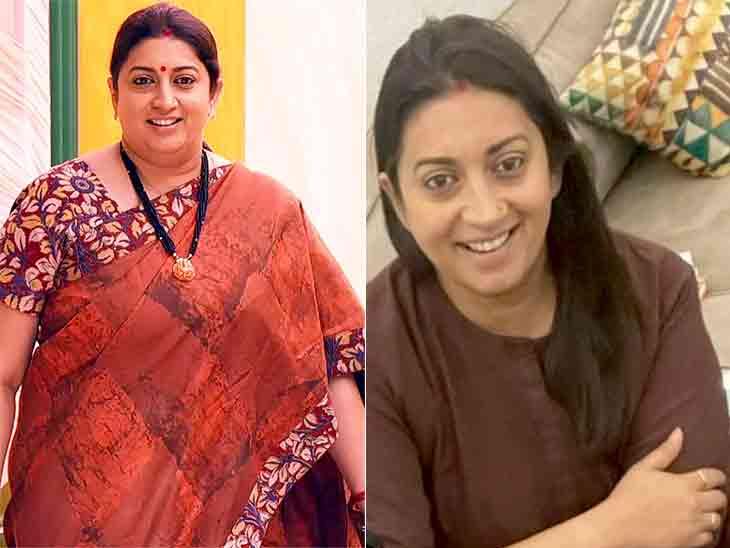 લેટેસ્ટ તસવીરોમાં સ્મૃતિ ઈરાનીનું જબરજસ્ત ટ્રાન્સફોર્મેશન, વજન ઘટાડીને ફિટ થઈ ટીવીની તુલસી ટીવી,TV - Divya Bhaskar