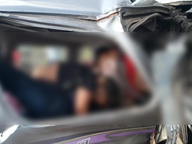 ધડાકાભેર ટ્રક અથડાતા અજમેરી પરિવારના 8 સભ્યો સહિત નવના મોત