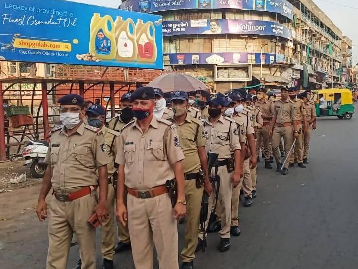 પોલીસે રથયાત્રાની તૈયારીઓ શરુ કરી - Divya Bhaskar