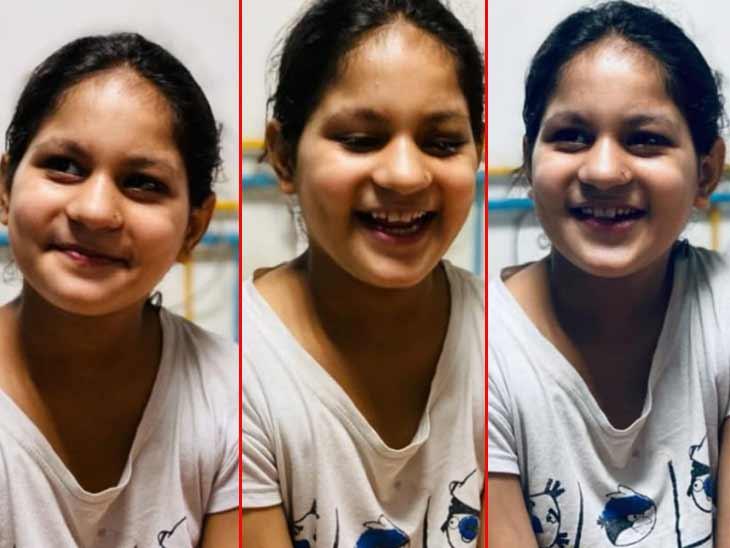 બાળકીની ખુશી એક સાથે 3 બીમારીની હરાવવાની જિંદગી જીવવાની જીદની છે