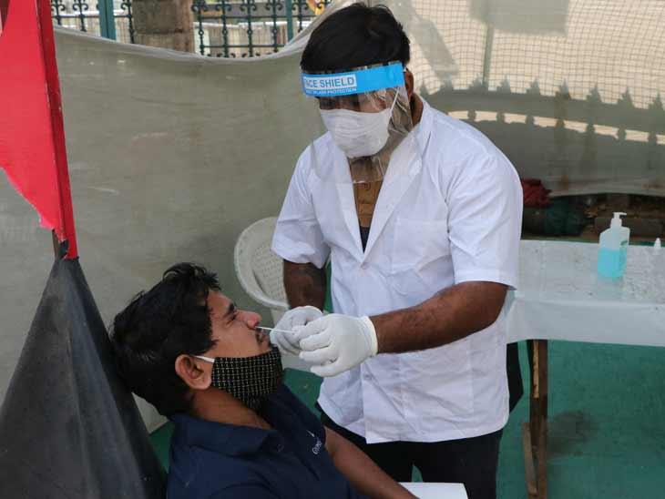 શહેર અને જિલ્લામાં એક અઠવાડિયાથી દૈનિક મૃત્યુઆંક 2, 48ના રિપોર્ટ પોઝિટિવ અને 126 દર્દી ડિસ્ચાર્જ|અમદાવાદ,Ahmedabad - Divya Bhaskar