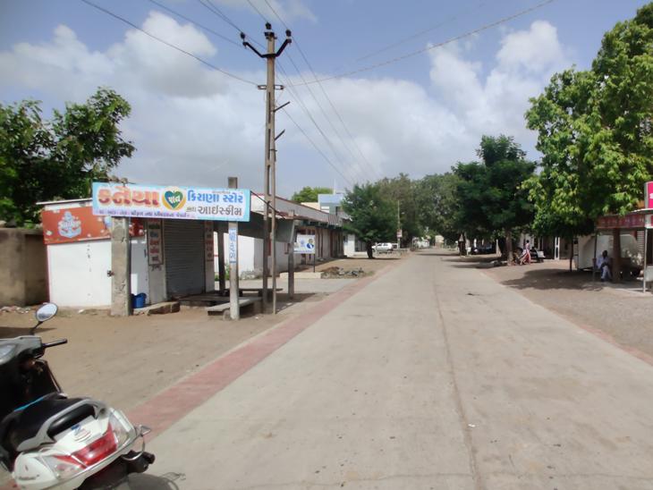 આગેવાન પર હુમલો, સરપંચને ધમકીના પગલે બિલિયાળા ગામ સજ્જડ બંધ|ગોંડલ,Gondal - Divya Bhaskar