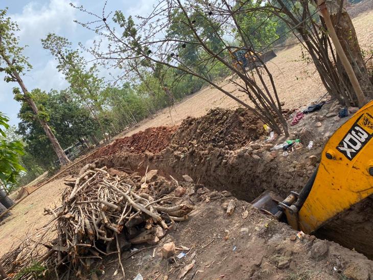 દરેક ઘરે પાણી પહોંચાડીને પાણીની સમસ્યા દૂર કરાશે. - Divya Bhaskar