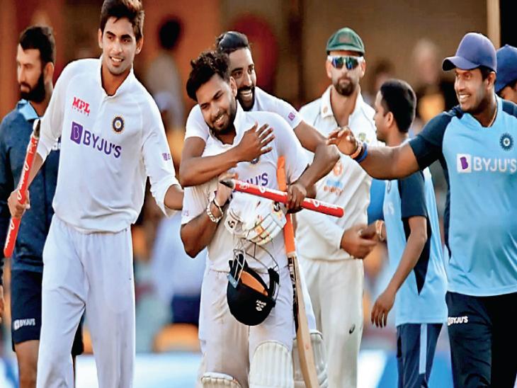 કોહલી વગર ઓસ્ટ્રેલિયામાં ટીમ ઇન્ડિયા જીત્યું, તો પહેલી ટેસ્ટ બાદ ઇંગ્લેન્ડ ટક્કર પણ આપી ન શક્યું ક્રિકેટ,Cricket - Divya Bhaskar