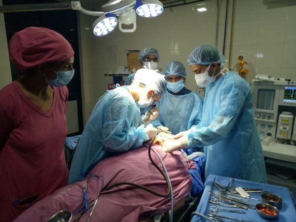 હાલ રાજકોટ સિવિલમાં મ્યુકોરમાઈકોસિસના 680 જેટલા દર્દી દાખલ.