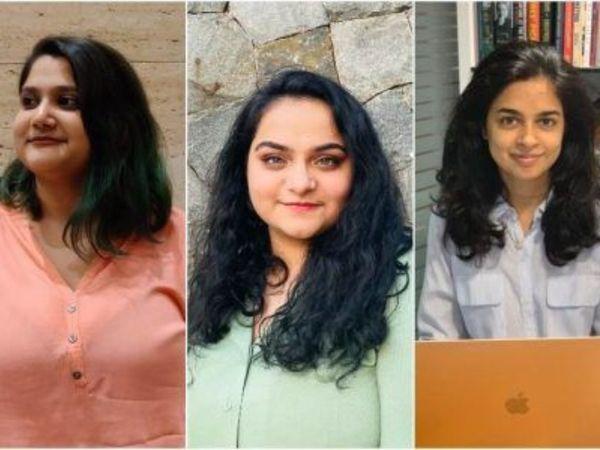 મુંબઈની પબ્લિશિંગ કંપનીમાં બધી ટીમ મેમ્બર્સ મહિલાઓ છે, નવા રાઈટર્સને ઓનલાઈન ક્લાસથી સ્ક્રીનરાઈટિંગ, પોએટ્રી અને ફિક્શન સમજાવે છે|લાઇફસ્ટાઇલ,Lifestyle - Divya Bhaskar