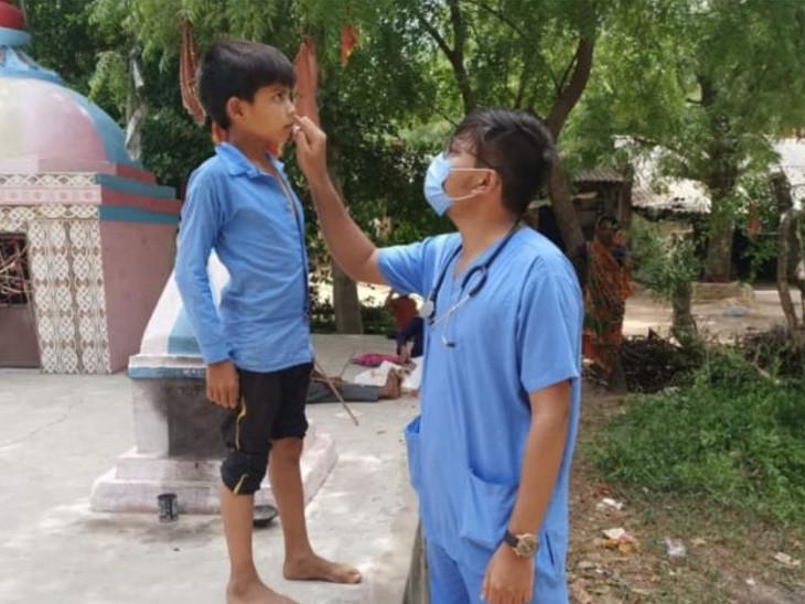 જિલ્લામાં 0થી 15 વર્ષનાં બાળકોનો સરવે; સોલા સિવિલ, 20 ખાનગી હોસ્પિટલમાં 225 બેડ તૈયાર કરાયા|અમદાવાદ,Ahmedabad - Divya Bhaskar