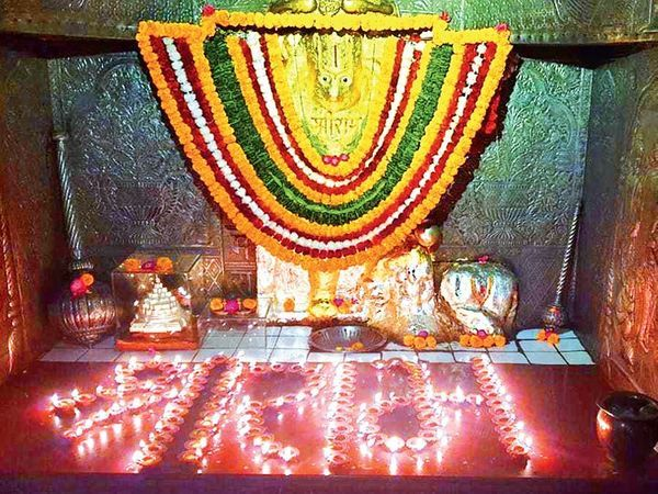 કેમ્પ હનુમાન મંદિર ( ફાઈલ ફોટો) - Divya Bhaskar