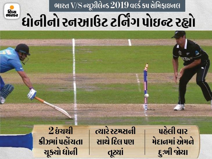 વરસાદ આદુ ખાઈને ટીમની પાછળ પડી ગયો છે, 2019 વર્લ્ડ કપમાં પણ NZ ફાવી ગયું હતું; 2 દિવસમાં નિર્ણય થયો હતો ક્રિકેટ,Cricket - Divya Bhaskar