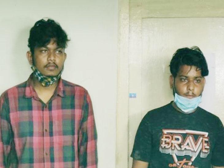 લક્ષ્મીપુરા દુષ્કર્મ પ્રકરણમાં દિશાંત-નાઝીમ જેલ હવાલે|વડોદરા,Vadodara - Divya Bhaskar