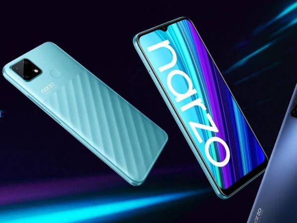 24 જૂનની ઈવેન્ટમાં રિયલમી નાર્ઝો સિરીઝનો નવો 5G સ્માર્ટફોન લોન્ચ કરશે, કિંમત ₹20,000 કરતાં પણ ઓછી હશે ગેજેટ,Gadgets - Divya Bhaskar