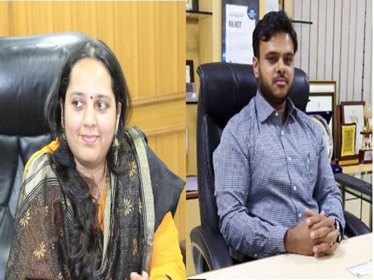 રાજકોટના કોરોના વોરિયર્સ IAS અધિકારીઓની બદલી,હવે નવા ચહેરા ત્રીજી લહેર અને ચૂંટણી સહિતના પડકારો સાથે તંત્રને સંભાળશે રાજકોટ,Rajkot - Divya Bhaskar