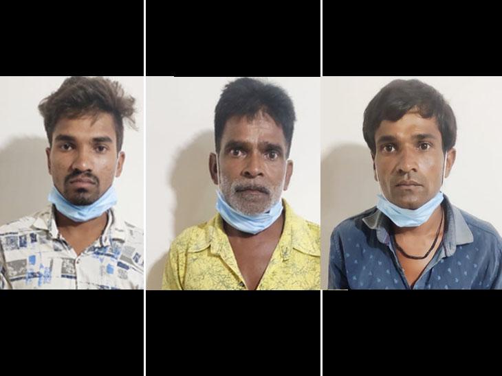 મહોળેલ હત્યા કેસના આરોપી - Divya Bhaskar