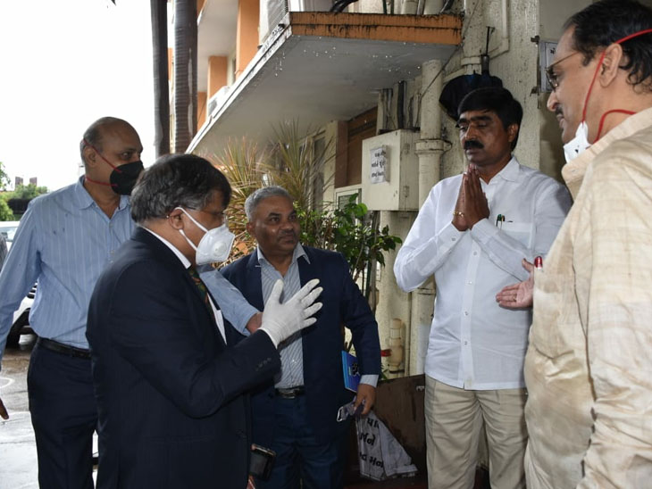 બારડોલી સુગરની મુલાકાતે આવેલા બાંગ્લાદેશના ડેપ્યુટી હાઈ કમિશનર - Divya Bhaskar