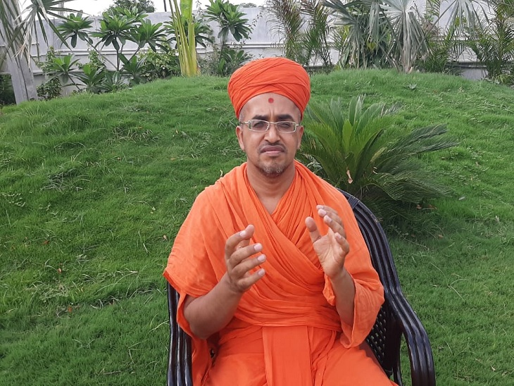 કુમકુમ મંદિર દ્વારા આવતીકાલે શ્રી સ્વામિનારાયણ ભગવાનનો 191 મો અંતર્ધાન દિન ઓનલાઈન ઉજવાશે|અમદાવાદ,Ahmedabad - Divya Bhaskar