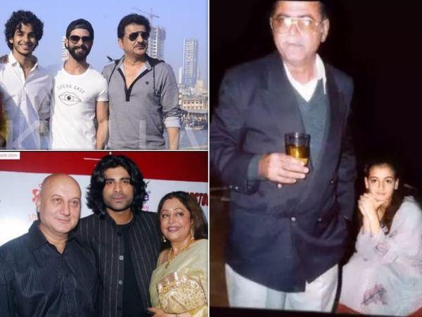 દિયા મિર્ઝાથી લઈને શાહિદ કપૂર સુધી, બોલિવૂડ સેલેબ્સના તેમના સાવકા પિતાની સાથે આવા સંબંધો છે|બોલિવૂડ,Bollywood - Divya Bhaskar