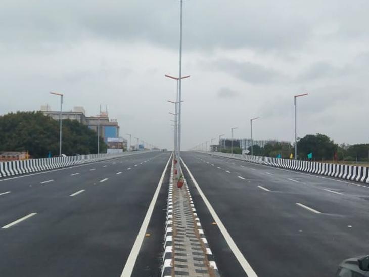 ગાંધીનગર અમદાવાદને જોડતો 1.5 કિલોમીટર લાંબો બ્રિજ આવતીકાલથી શરૂ થશે