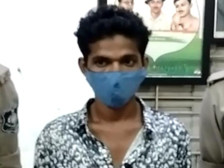 સુરત પોલીસે જેને ચોર સમજી પકડ્યો તેની પાસેથી 15.58 ગ્રામ MD ડ્રગ્સ મળ્યું|સુરત,Surat - Divya Bhaskar