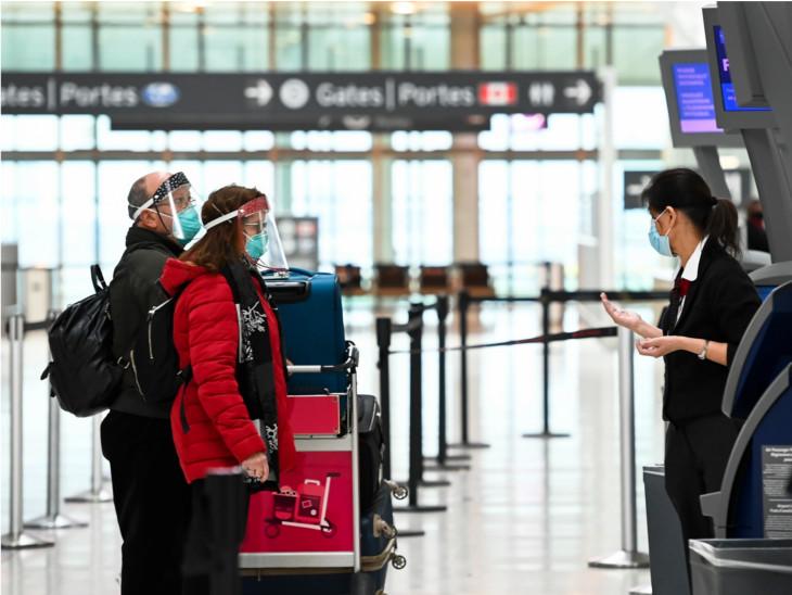 કેનેડા સરકારે ચોક્કસ શરતોને આધીન દેશમાં પ્રવેશ કરતા ટ્રાવેલર્સ માટે નિયમો હળવા કર્યા, વેક્સિનેશન પૂરું કરનારને જ એન્ટ્રી મળશે વર્લ્ડ,International - Divya Bhaskar