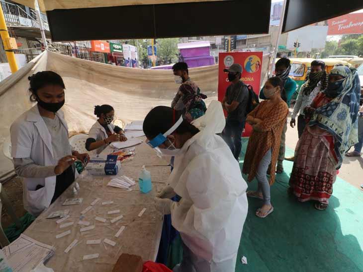 જિલ્લામાં એકેય કેસ, ડિસ્ચાર્જ કે મોત નહીં, શહેરમાં 36 નવા કેસ, 62 ડિસ્ચાર્જ અને એકનું મોત|અમદાવાદ,Ahmedabad - Divya Bhaskar