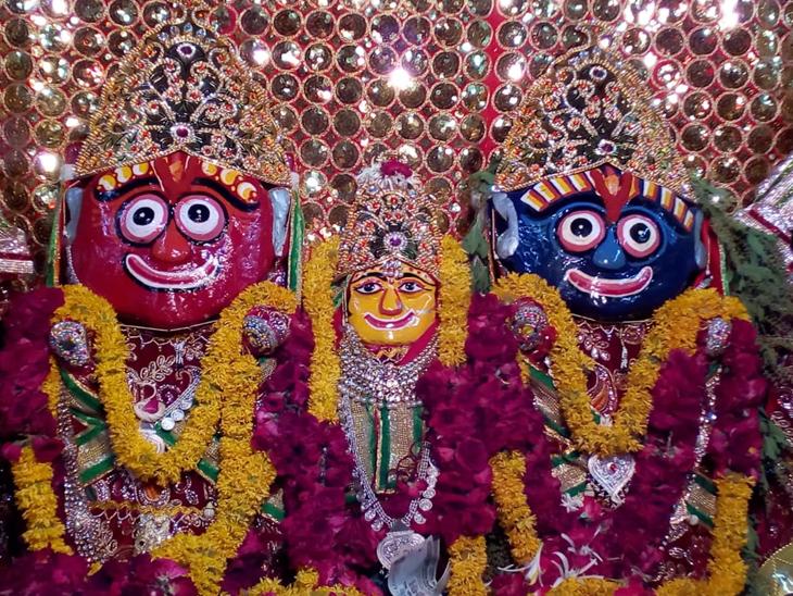 પાટણમાં ભગવાન જગન્નાથની 139મી રથયાત્રા કાઢવા માટે તૈયારીઓ શરૂ થઈ|પાટણ,Patan - Divya Bhaskar