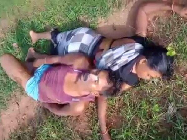 2 પત્ની, 5 બાળકો છતાં 4 બાળકોની મા સાથે થયો પ્રેમ, નદી કિનારે મળી બંનેની લાશો; ઝેર પીને જીવ આપ્યો|ઈન્ડિયા,National - Divya Bhaskar