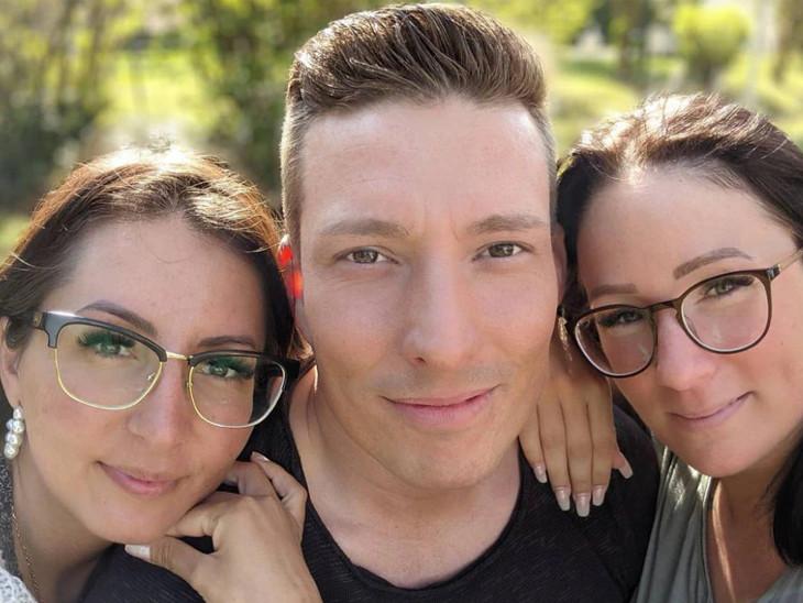 પતિને બે ગર્લફ્રેન્ડ સાથે લગ્ન કરવા પત્નીએ મંજૂરી આપી; જર્મનીમાં આ વિચિત્ર કિસ્સો લોકોમાં ચર્ચાનું કેન્દ્ર બન્યો વર્લ્ડ,International - Divya Bhaskar