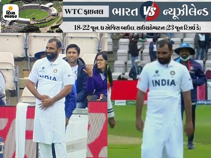 ફેન્સે રણવીર સિંહ અને રણબીર કપૂર સાથે તુલના કરી, શમીની બાયોપિકની વાત પણ ઉચ્ચારી; ફાસ્ટ બોલરનો ન્યૂ લુક વાઇરલ ક્રિકેટ,Cricket - Divya Bhaskar