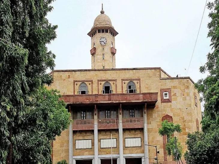 ગુજરાત યુનિવર્સિટી સતત બીજા વર્ષે GSIRF રેન્કિંગમાં રાજ્યમાં પ્રથમ સ્થાને, રાજ્યની 35માંથી 5 યુનિવર્સિટી અને 190માંથી 5 કોલેજને 'FIVE STAR' રેટિંગ|અમદાવાદ,Ahmedabad - Divya Bhaskar