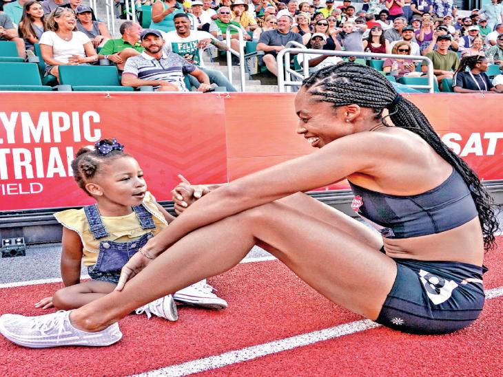 ઓલિમ્પિક સ્ટેડિયમમાં ફેન્સ સામે દોડશે 6 વખતની ચેમ્પિયન ફેલિક્સ|સ્પોર્ટ્સ,Sports - Divya Bhaskar