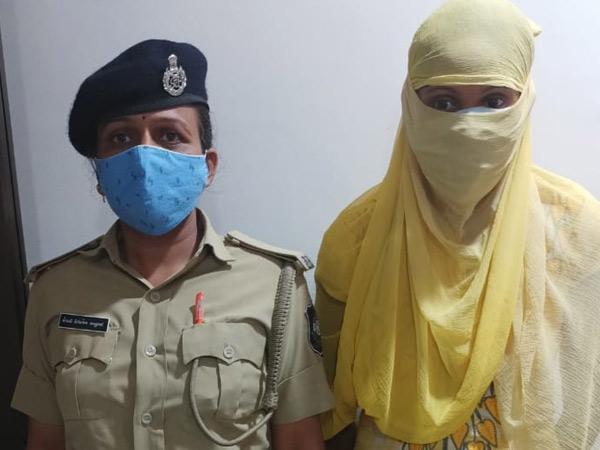 પત્નીએ જ ટુંપો આપી પતિને પતાવી દીધો હતો ને કહ્યું કે, 'આપઘાત કર્યો છે', પત્નીએ કહ્યુ કે, 'અવારનવાર ઝઘડાથી કંટાળી ગઈ હતી'|વ્યારા,Vyara - Divya Bhaskar