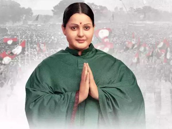 કંગના રનૌતની 'થલાઈવી'ના તમિલ વર્ઝનને 'U' સર્ટિફિકેટ મળ્યું, મેકર્સ હિન્દી અને તેલુગુ વર્ઝન માટે ટૂંક સમયમાં અરજી કરશે|બોલિવૂડ,Bollywood - Divya Bhaskar