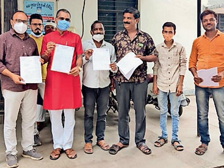 વાઘોડિયા MGVCLને 24 કલાક વીજપુરવઠો આપવા રજૂઆત કરાઈ|વાઘોડિયા,Waghodia - Divya Bhaskar