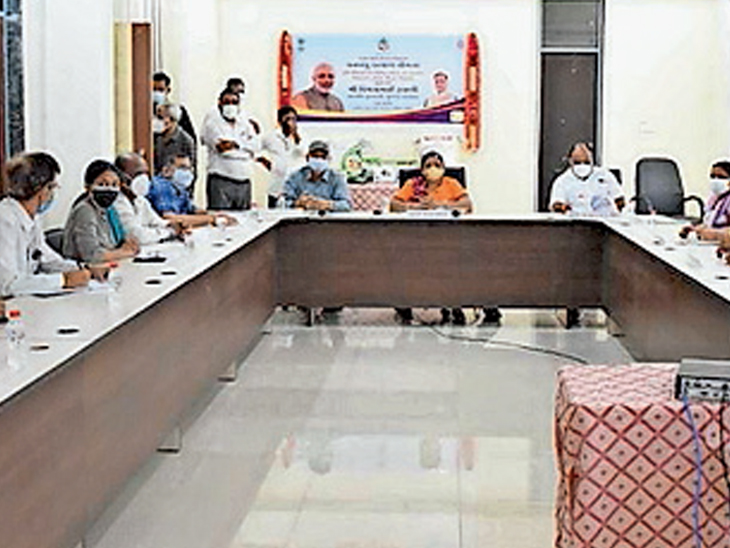 ગુજરાતના મુખ્યમંત્રીએ વનબંધુ ખેડૂતોના લાભાર્થે કૃષિ વૈવિધ્યકરણ યોજનાનો વર્ચ્યુઅલ પ્રારંભ કરાવ્યો ભરૂચ,Bharuch - Divya Bhaskar