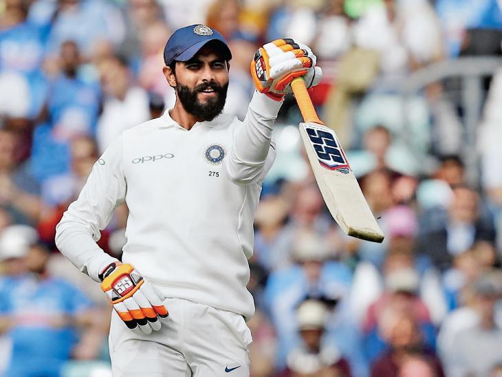 જાડેજાની મોટી છલાંગ, ICC ટેસ્ટમાં નંબર વન ઓલરાઉન્ડર બન્યો ક્રિકેટ,Cricket - Divya Bhaskar