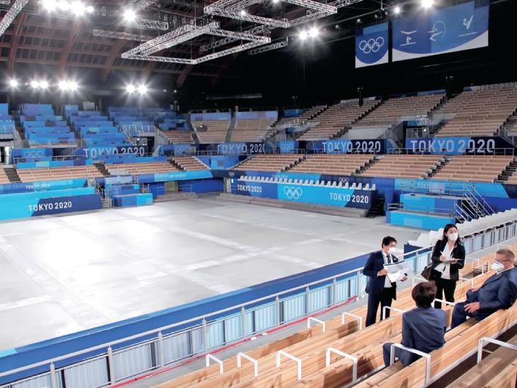 ઓલિમ્પિક સમયે ઉત્સવ જેવો માહોલ નહીં જોવા મળે, દર્શકોને ચીયર કરવા પર અને ઓટોગ્રાફ લેવા પર અને દારૂ પર પણ પ્રતિબંધ|સ્પોર્ટ્સ,Sports - Divya Bhaskar