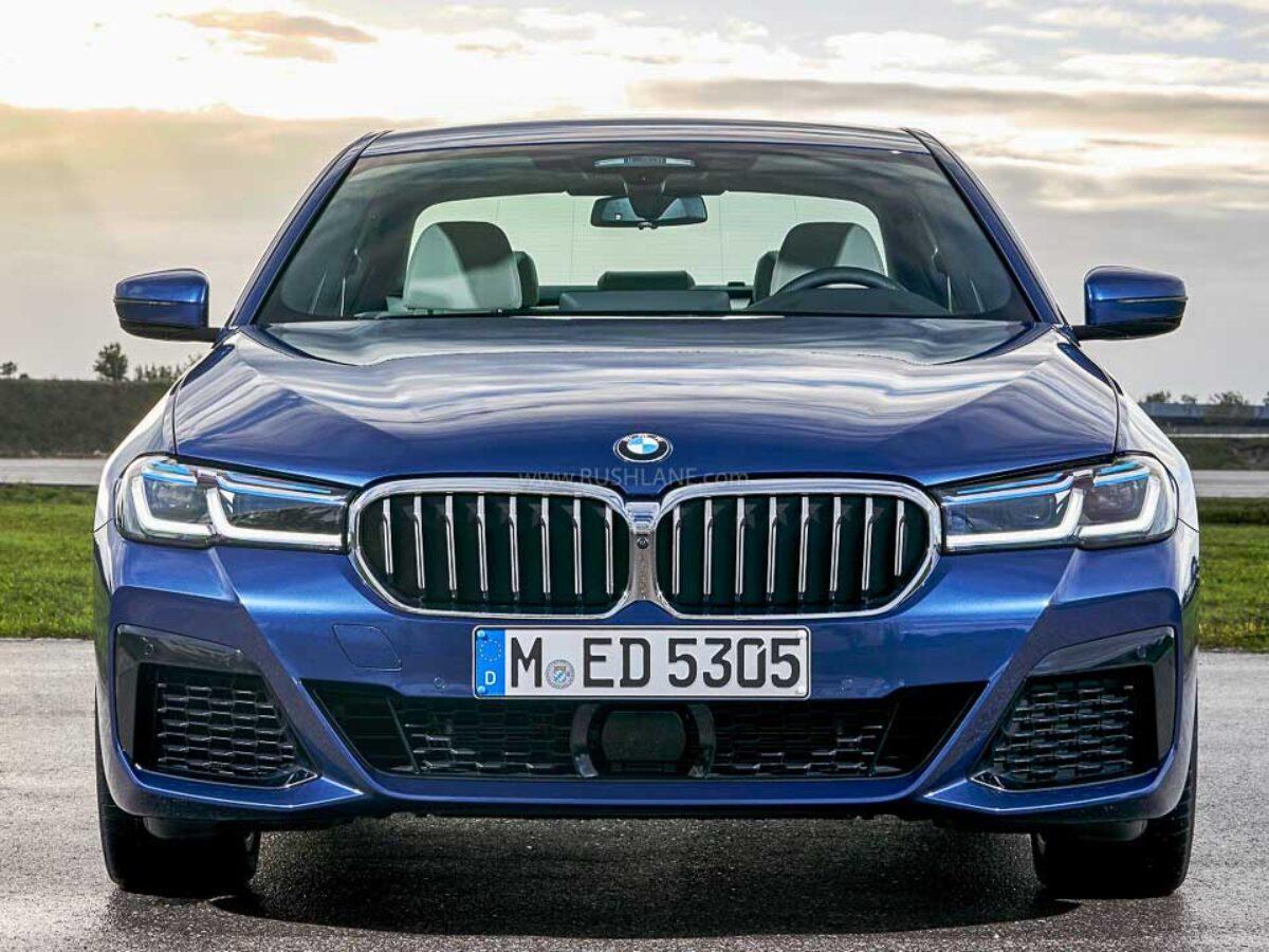 કારમાં નવી ગ્રિલ અને સ્લિમ ફુલ LED હેડલાઇટ્સ અને નવી લેઝરલાઇટ આપવામાં આવી