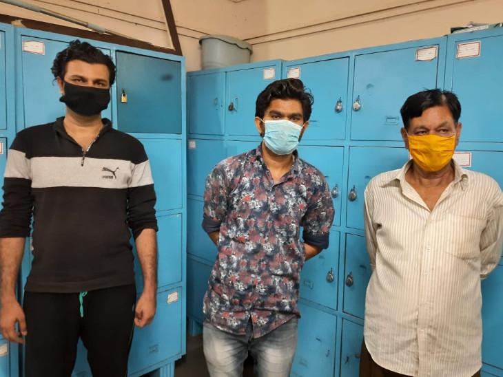 હિન્દુ યુવતી પર ત્રાસ ગુજારતા મુસ્લિમ પતિ, સસરા અને જેઠ સામેની પોલીસે અટકાયત કરી