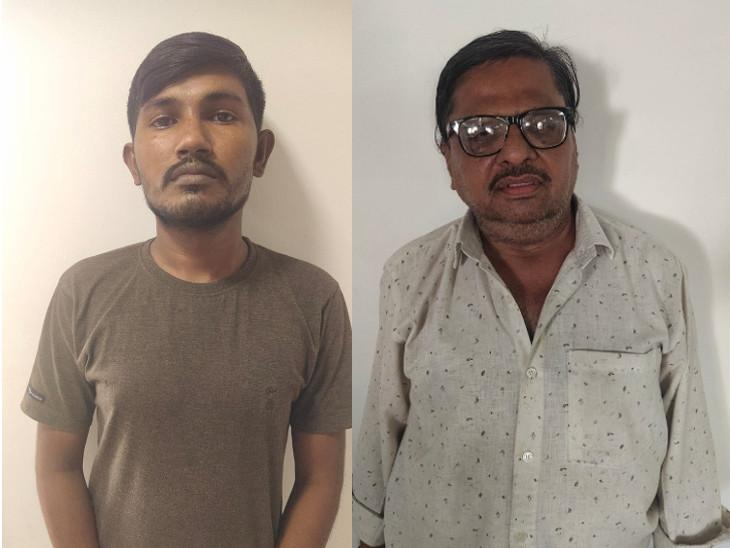 રાજકોટમાં મૃતકના નામે બોગસ દસ્તાવેજ બનાવી 35 લાખની છેતરપીંડી આચરનાર 5 શખ્સો સામે લેન્ડ ગ્રેબિંગ હેઠળ ગુનો દાખલ, 3ની કરી ધરપકડ|રાજકોટ,Rajkot - Divya Bhaskar