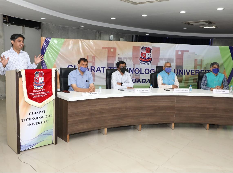 જીટીયુ અને એનફાયરના સંયુક્ત ઉપક્રમે ફાયર સેફ્ટી સંદર્ભે ઈ-સેમિનાર યોજાયો|અમદાવાદ,Ahmedabad - Divya Bhaskar
